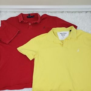 "Men's ""Nautica"" Polo Bundle"